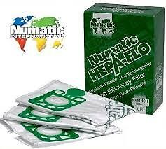 Henry Genuine Bags HEPA-FLO (Pack of 10 bags)
